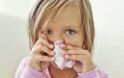 Die 7 Punkte Checkliste für kranke Kinder in der Kita