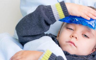 Kranke Kinder in der Kita